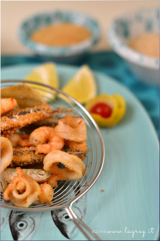 frittura mista di pesce! e una sorpresa in arrivo…