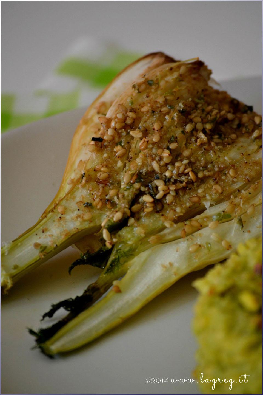 miglio al pesto di avocado e pistacchi4