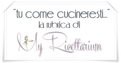 my-ricettarium