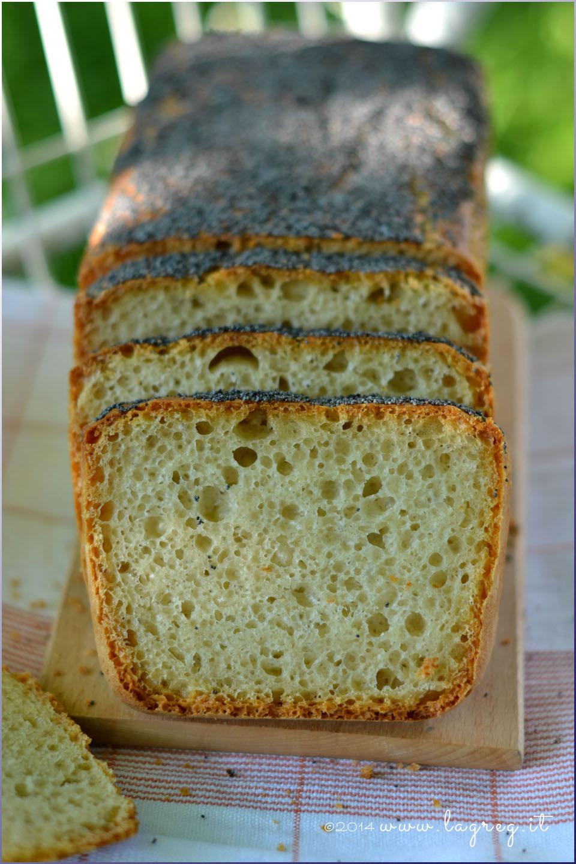 pane al farro in pentola