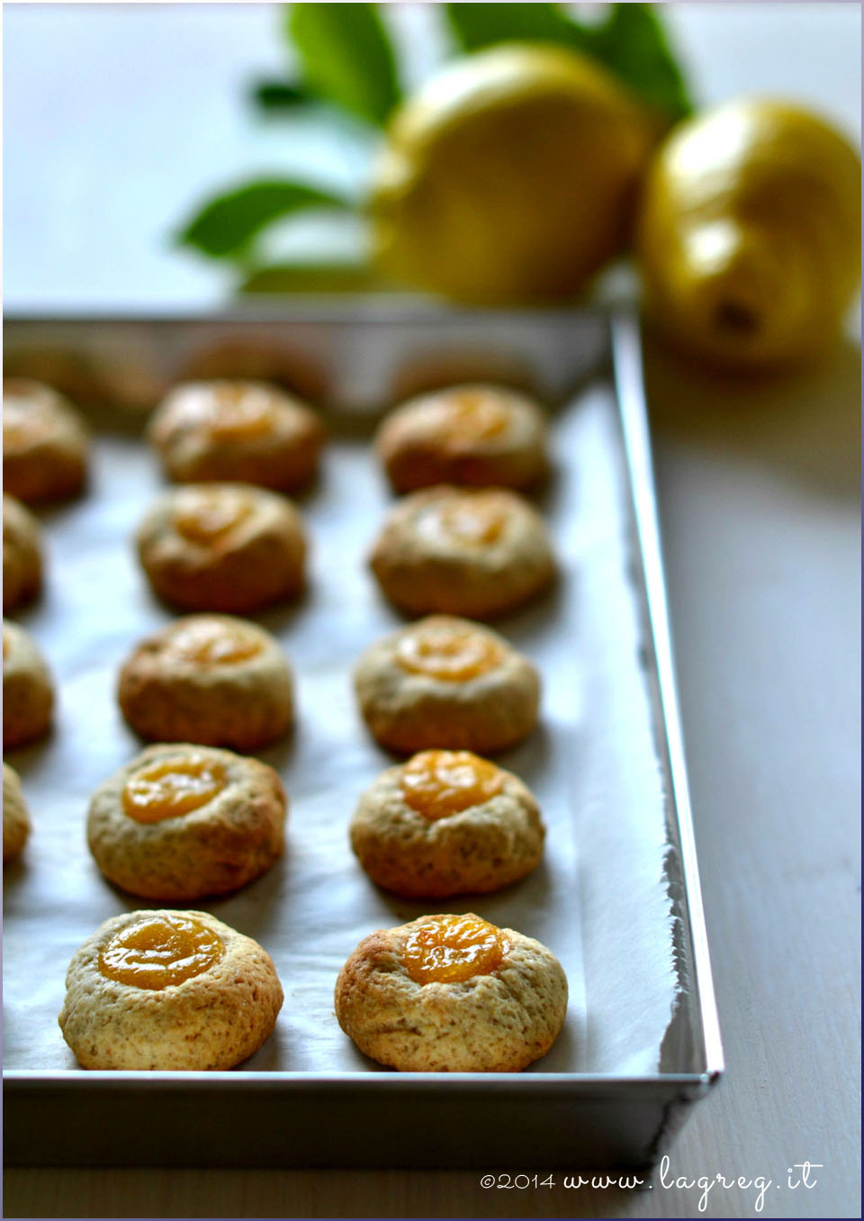 curd thumbprint cookies