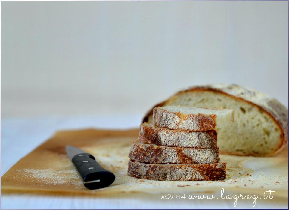 pane alla patate con lievito madre
