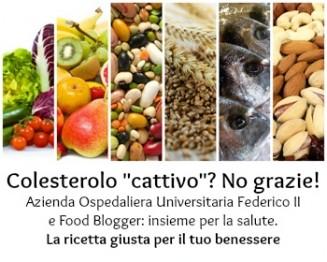 Colesterolo cattivo no grazie banner contest