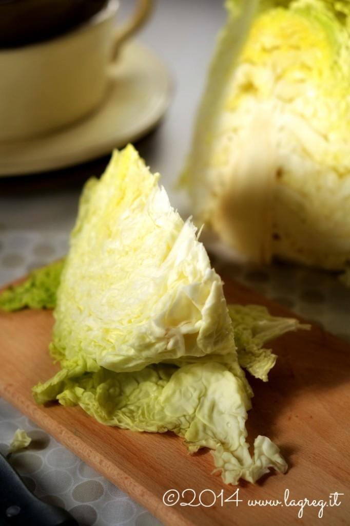 zuppa di cavolo e patate allo zafferano