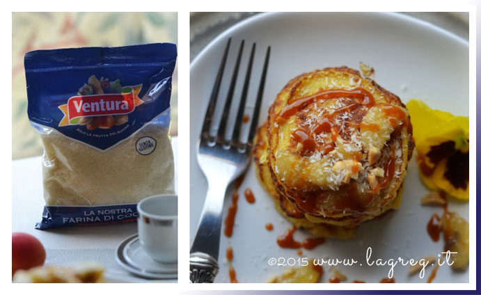 pancakes-al-cocco-e-caramello-salato