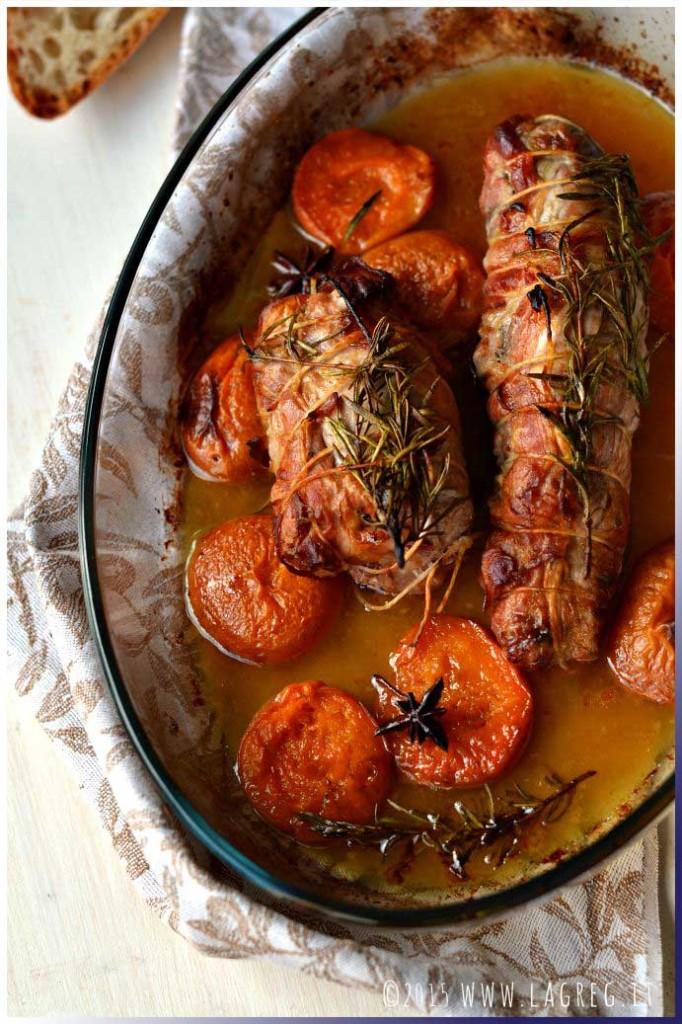 filetto-di-maiale-alle-albicocche pork tenderloin with apricots