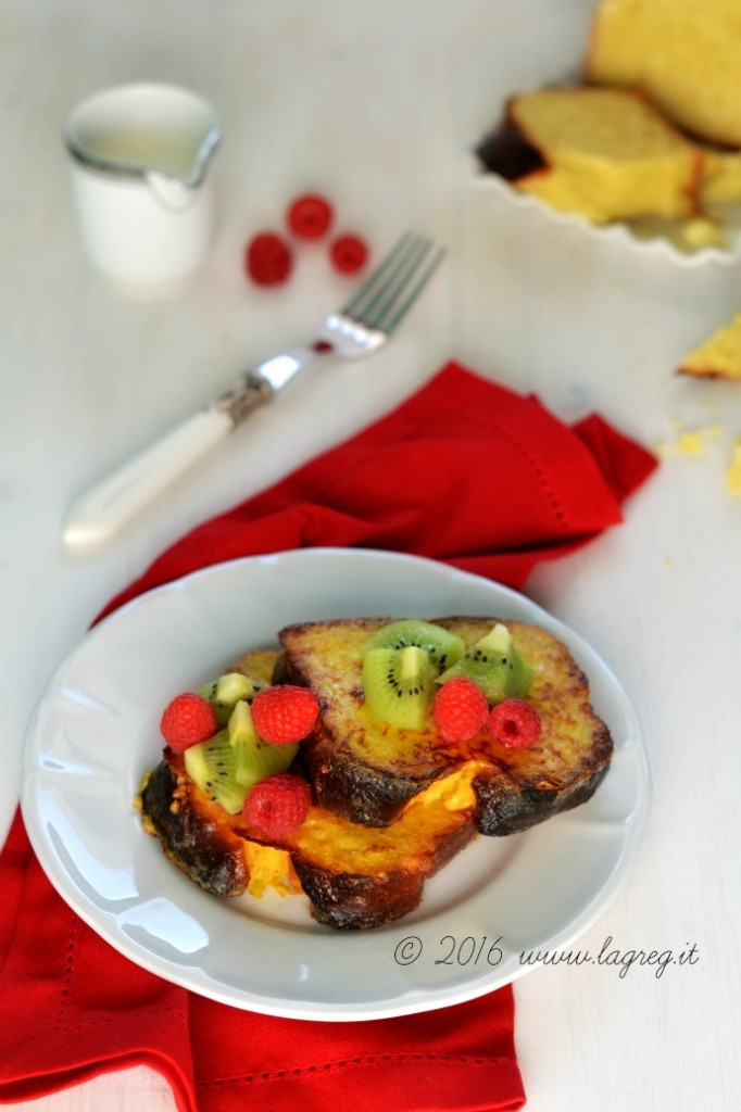 french toast o pain perdu