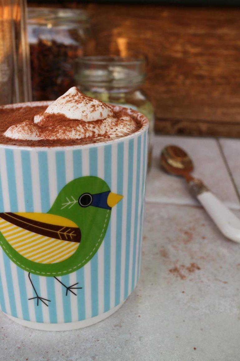 Chai Latte Al Cioccolato